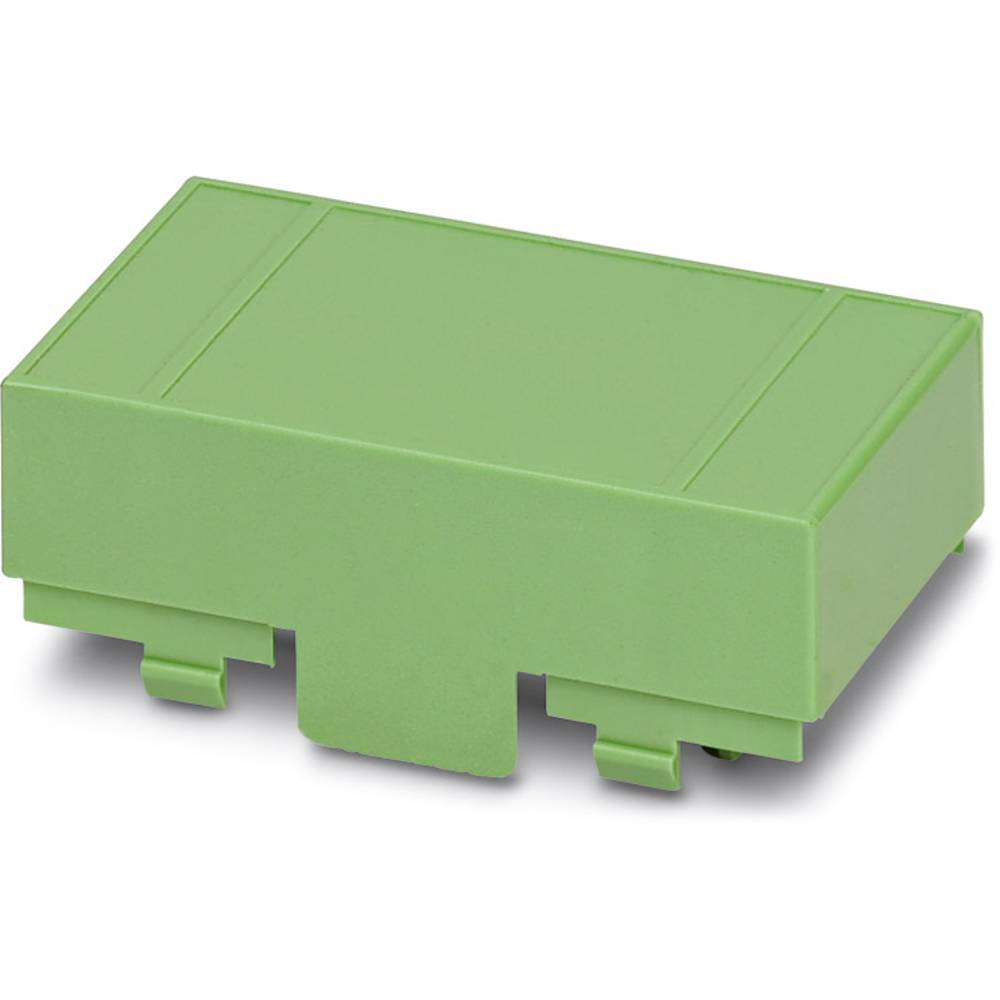Phoenix Contact EG 45-AG/PC GN kryt pouzdra na DIN lištu plast 10 ks