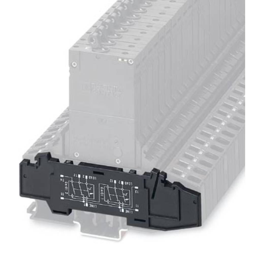 Phoenix Contact TMCP CONNECT LR víčko pouzdra na DIN lištu 3 ks