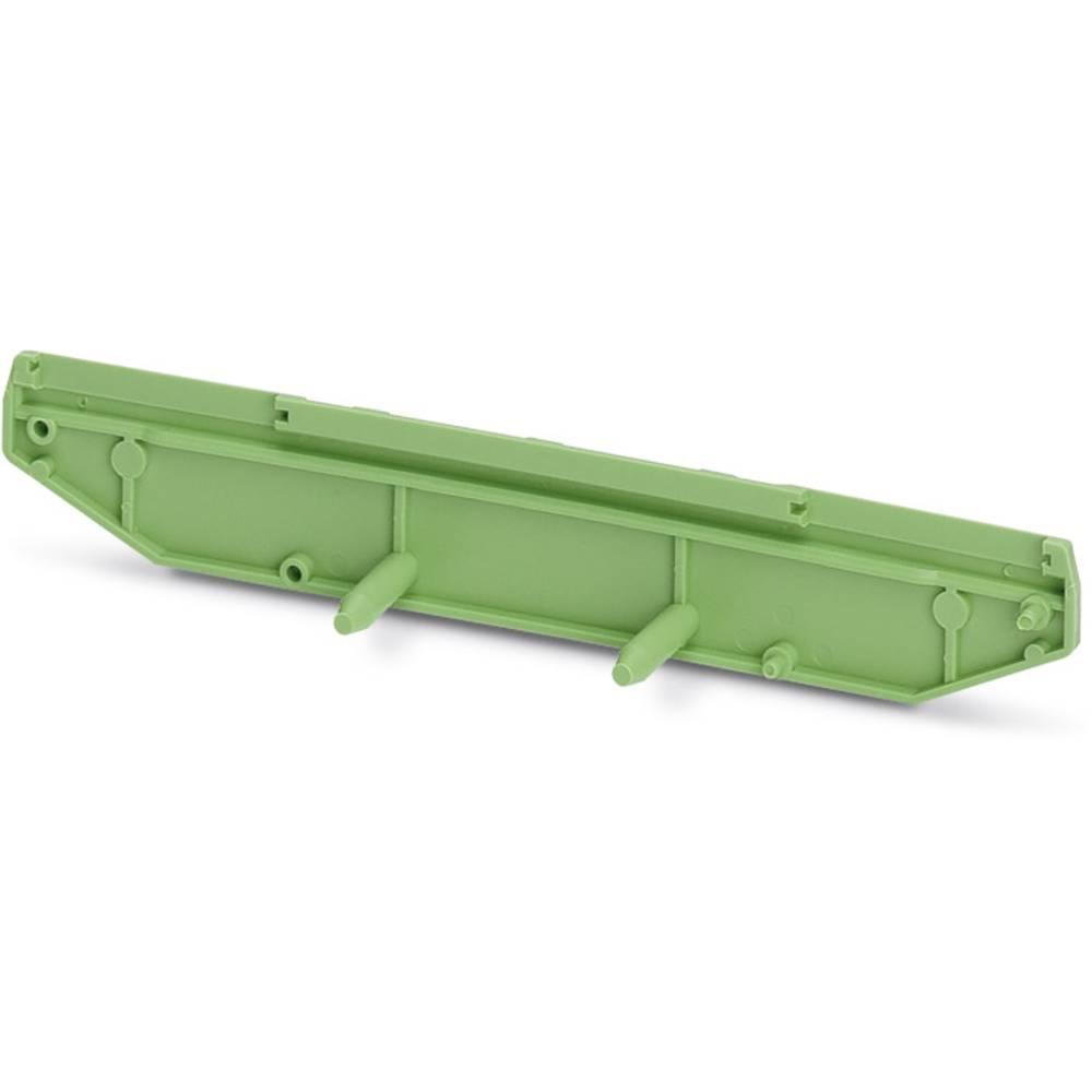 Phoenix Contact UM-SE 1 boční díl pouzdra na DIN lištu plast 10 ks