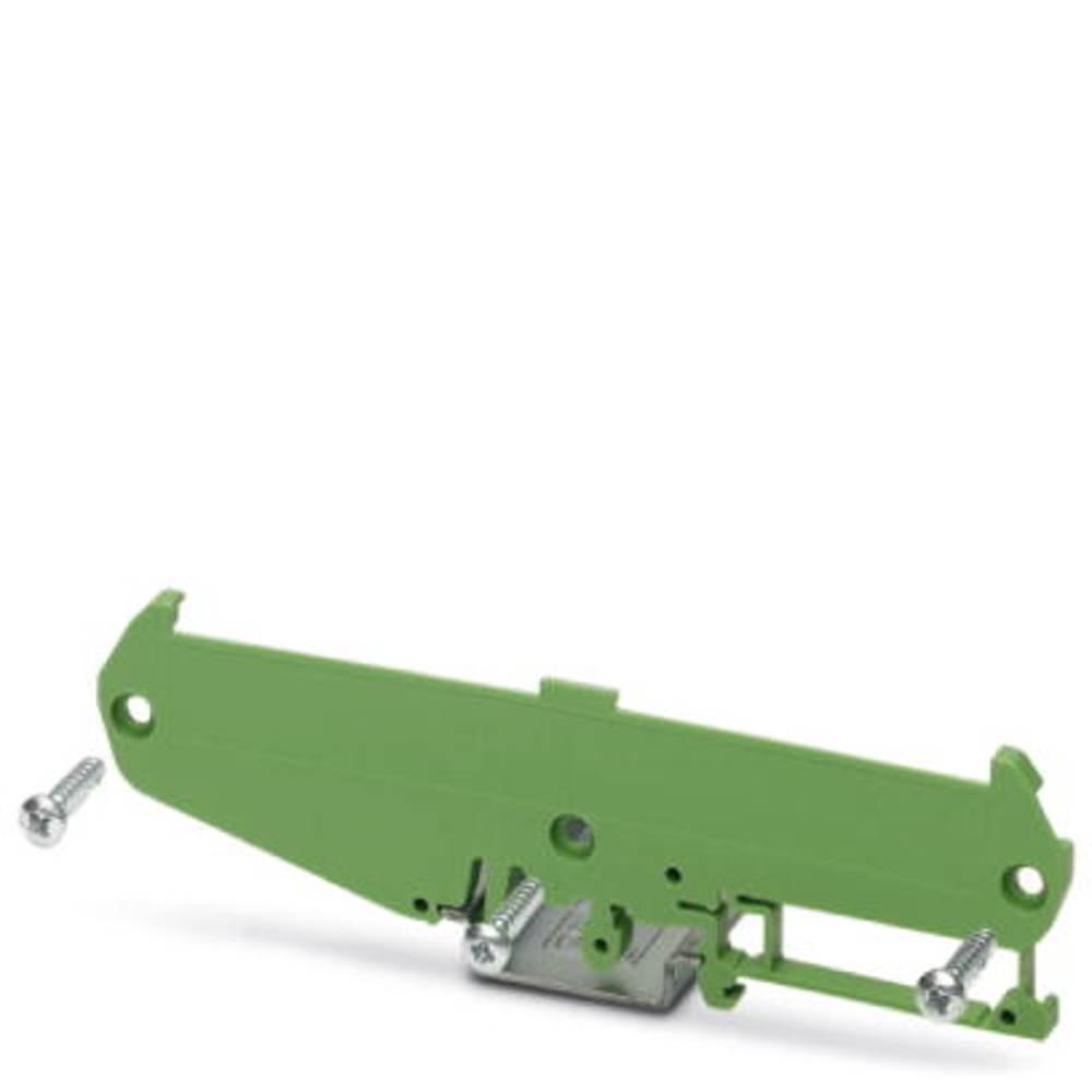 Phoenix Contact UM108-SEFE/L boční díl pouzdra na DIN lištu plast 10 ks
