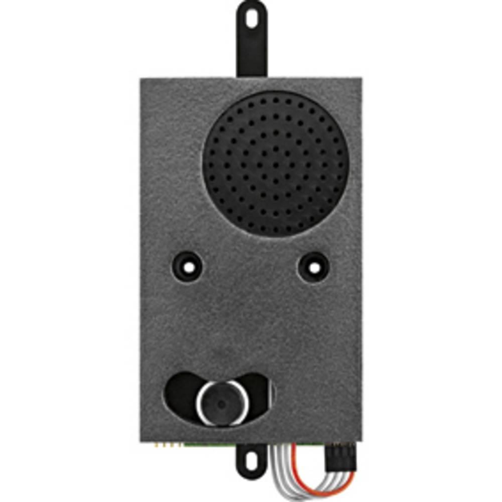 Ritto by Schneider 1492102 domovní telefon kabelový venkovní jednotka černá