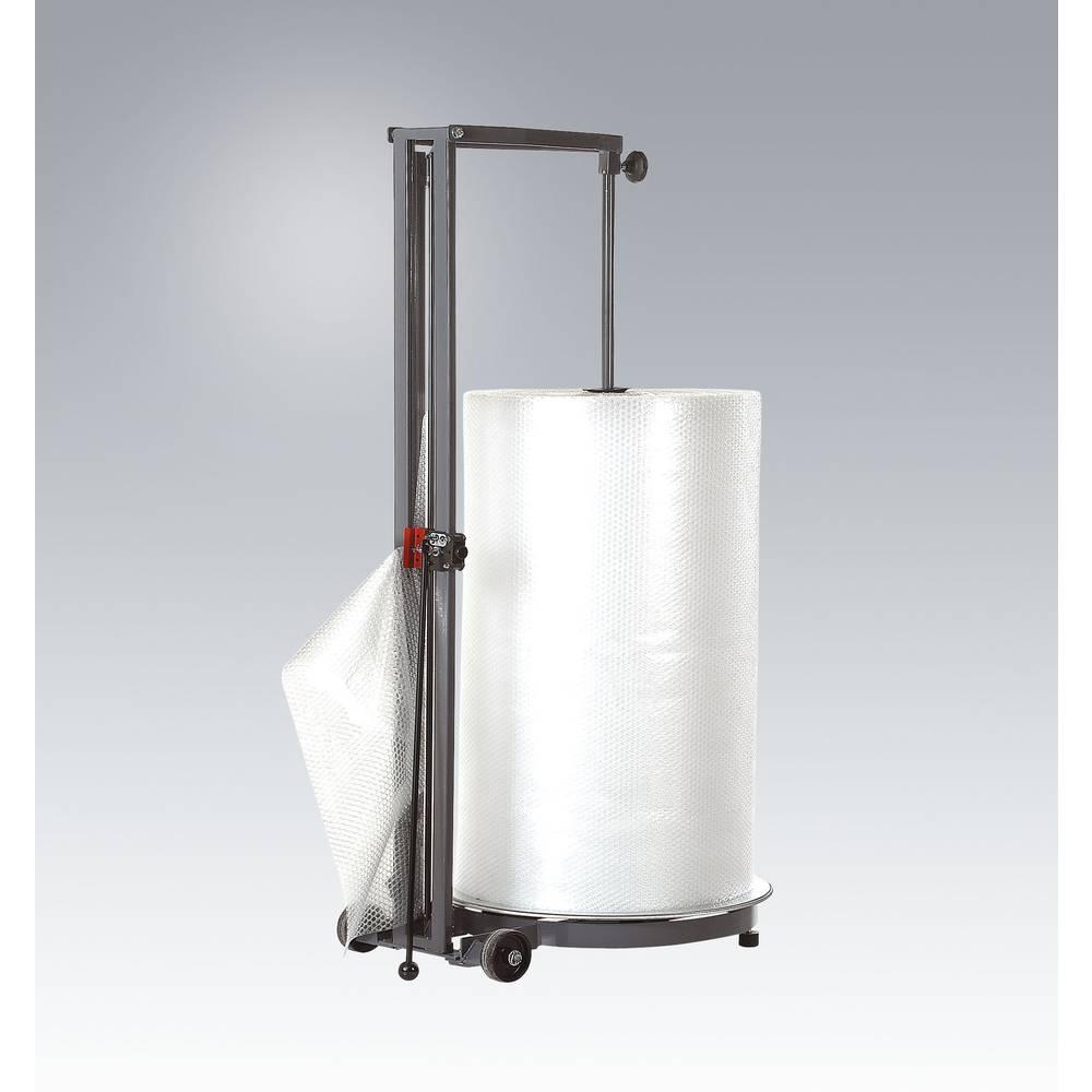 Manuflex VP1015 Pojízdný stojan na řezání svisle šířka řezu 1250 mm Šxhxv 750x800x1620 mm Tk každého kolečka 50 kg, s ovládací páčka a 6 čepelemi