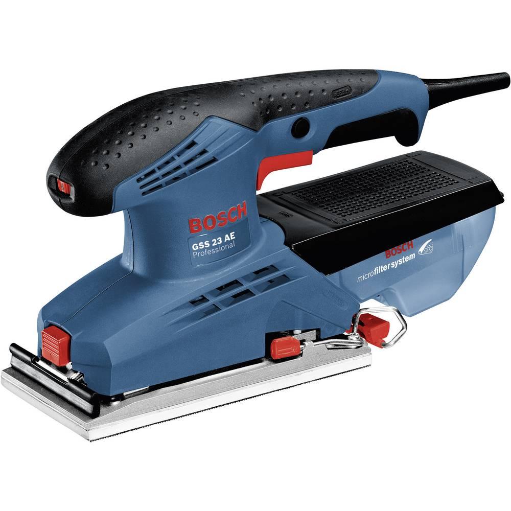 Bosch Professional GSS 23 AE 0601070701 vibrační bruska kufřík 190 W 92 x 182 mm