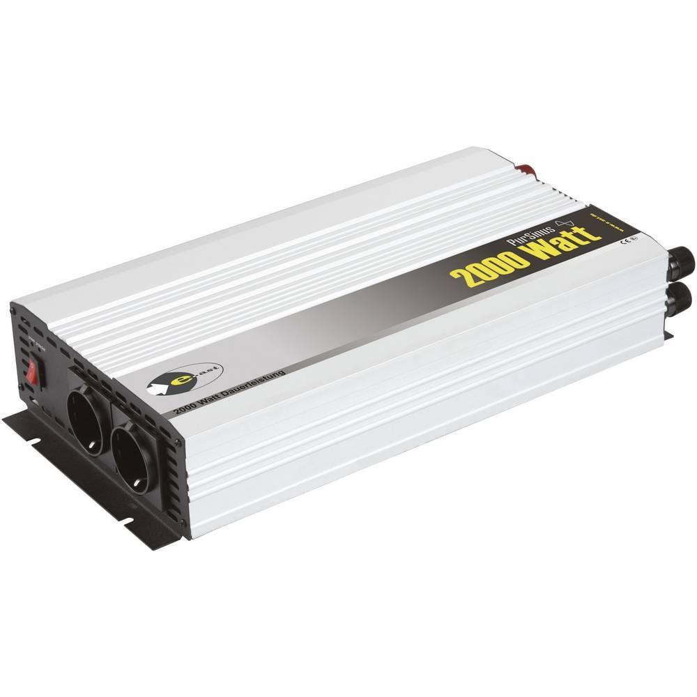 e-ast měnič napětí HPL 2000-12 2000 W 12 V/DC - 230 V/AC