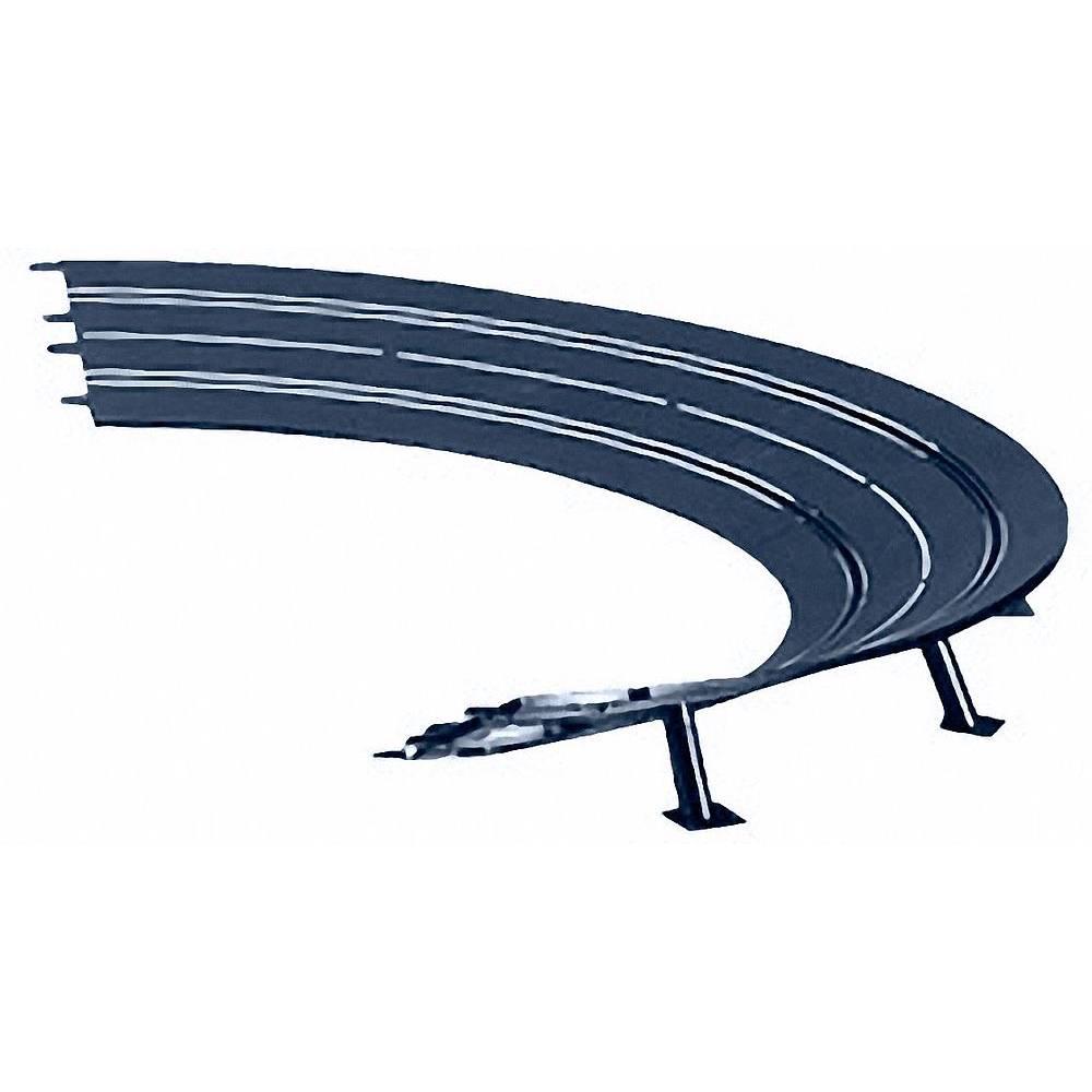 Carrera 20020575 Evolution, DIGITAL 132, DIGITAL 124 strmé zatáčky 2/30° 6 ks