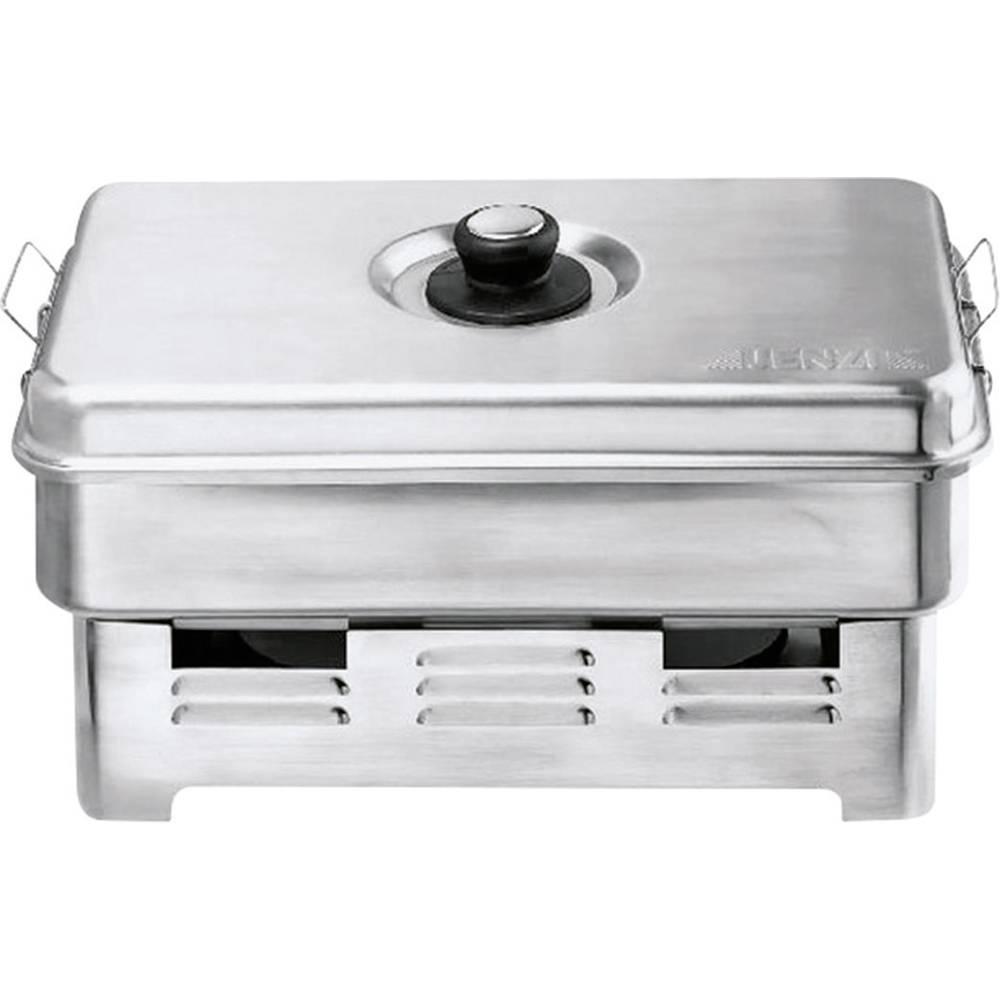 FIAP gril s udírnou nerezová ocel