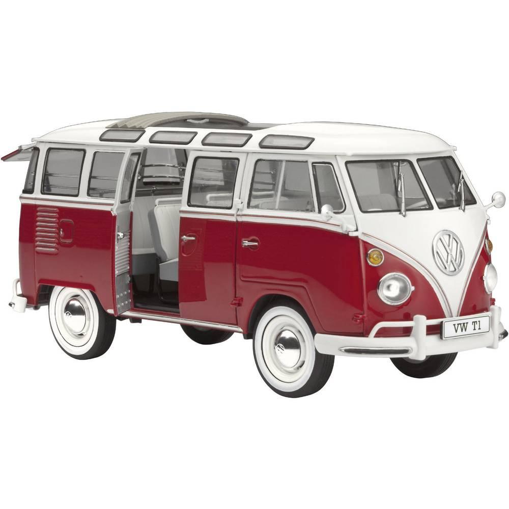 Revell 07399 VW T1 Samba Bus model auta, stavebnice 1:24