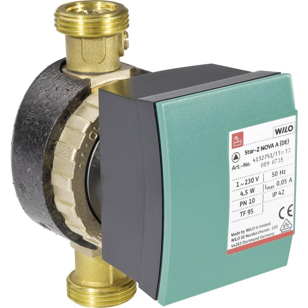 WILO 4132751 vodní čerpadlo 0.3 m³/h 4.5 W 10 bar