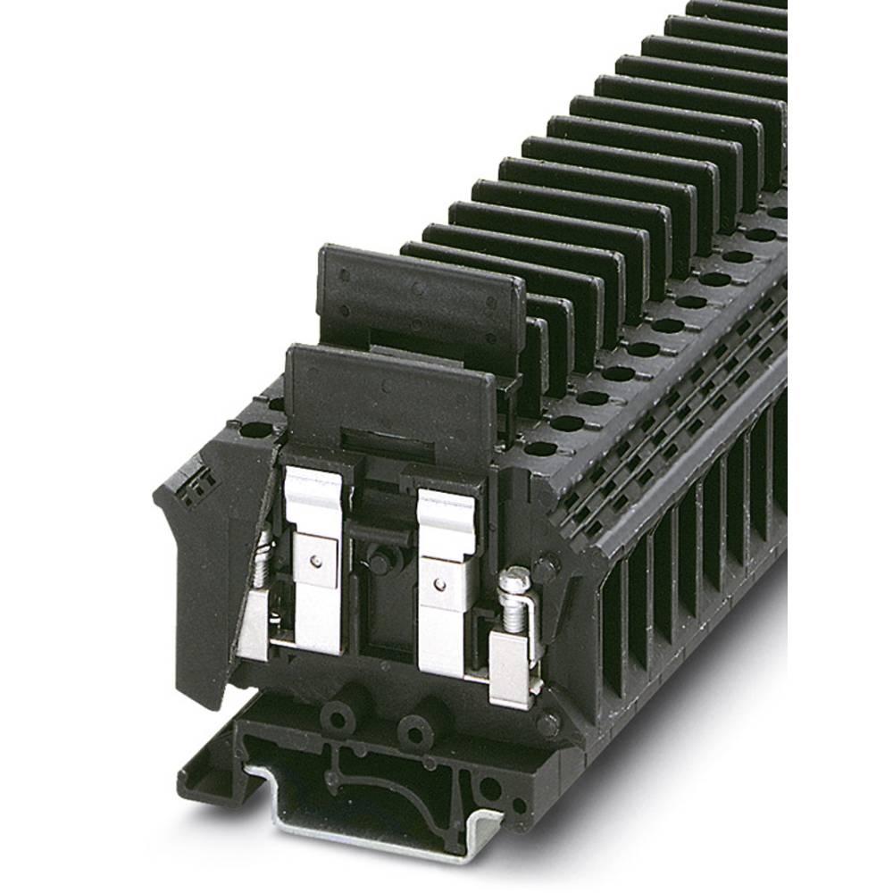 Fuse plug UK-SILA 250 STECKER černá Phoenix Contact 50 ks