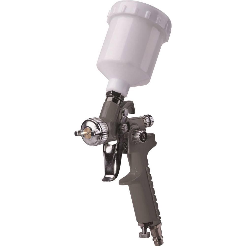 Aerotec mini HVLP pneumatická stříkací pistole 3 bar