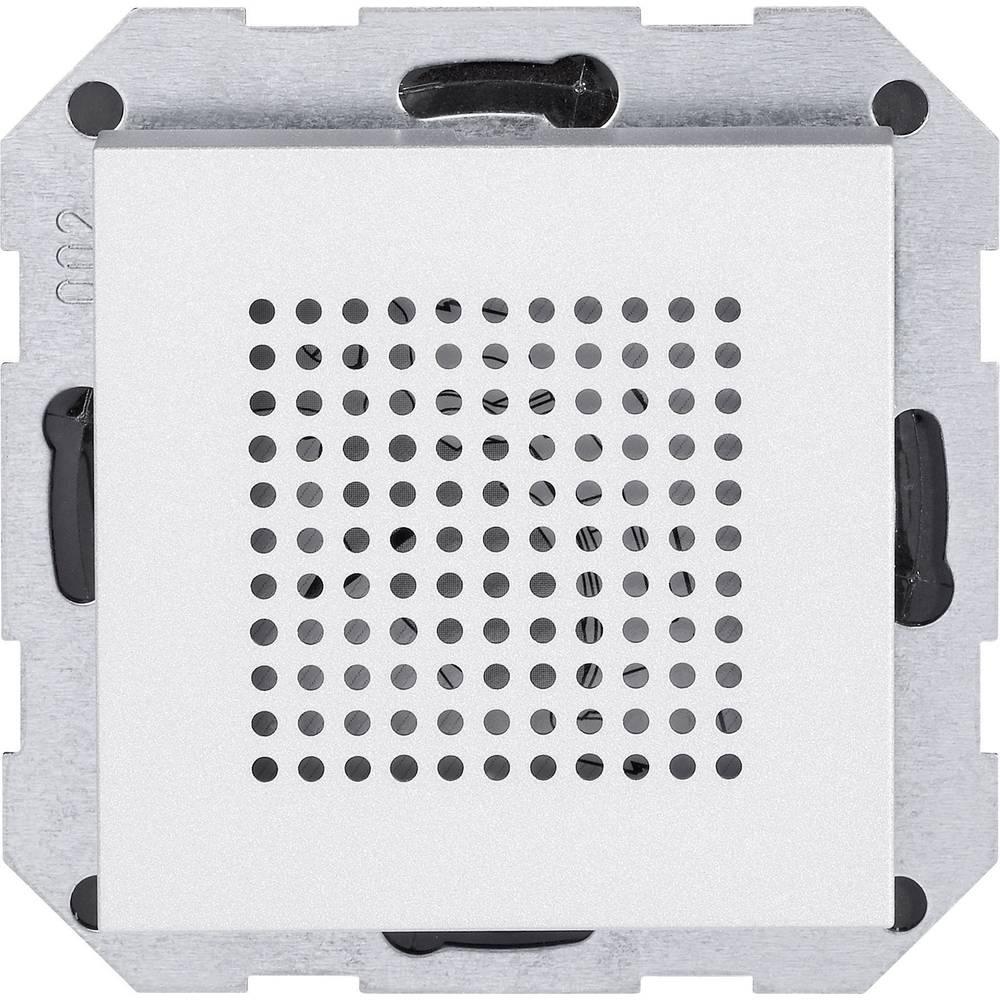 GIRA vestavný reproduktor Systém 55, Stamdard 55 hliník 2282 26