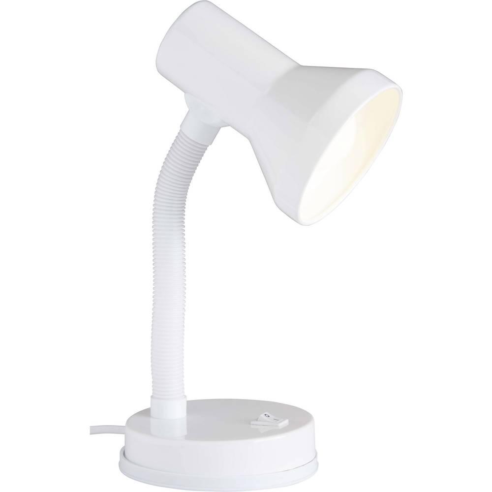 Brilliant Junior stolní lampa úsporná žárovka, žárovka E27 40 W bílá