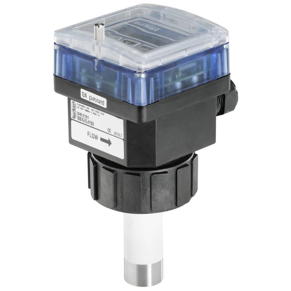 Bürkert Průtokový měřič 8045 426506 Provozní napětí (rozsah): 18 - 36 V/DC 1 ks