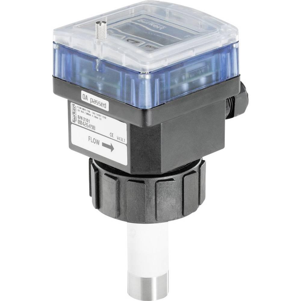 Bürkert Průtokový měřič 8045 426498 Provozní napětí (rozsah): 18 - 36 V/DC 1 ks