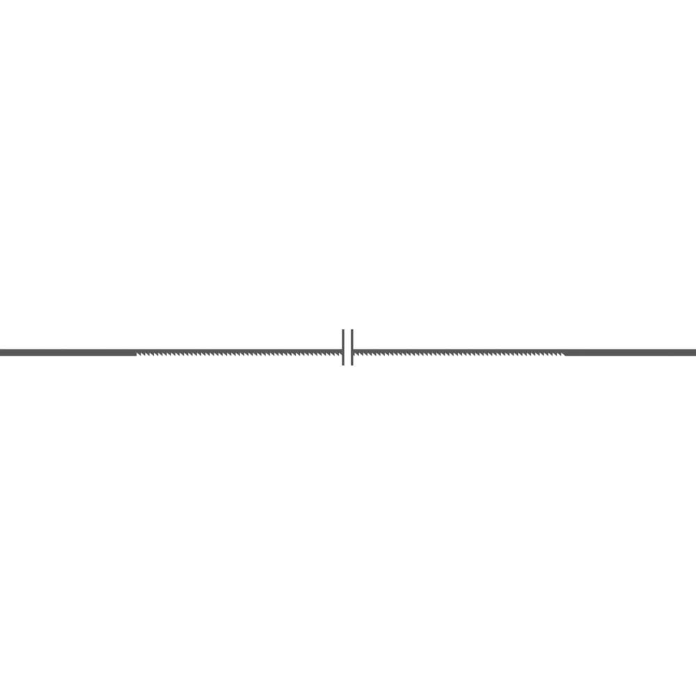 Proxxon Micromot 28113 12 ks Pilový list Super-Cut pro železo, jemně ozubená