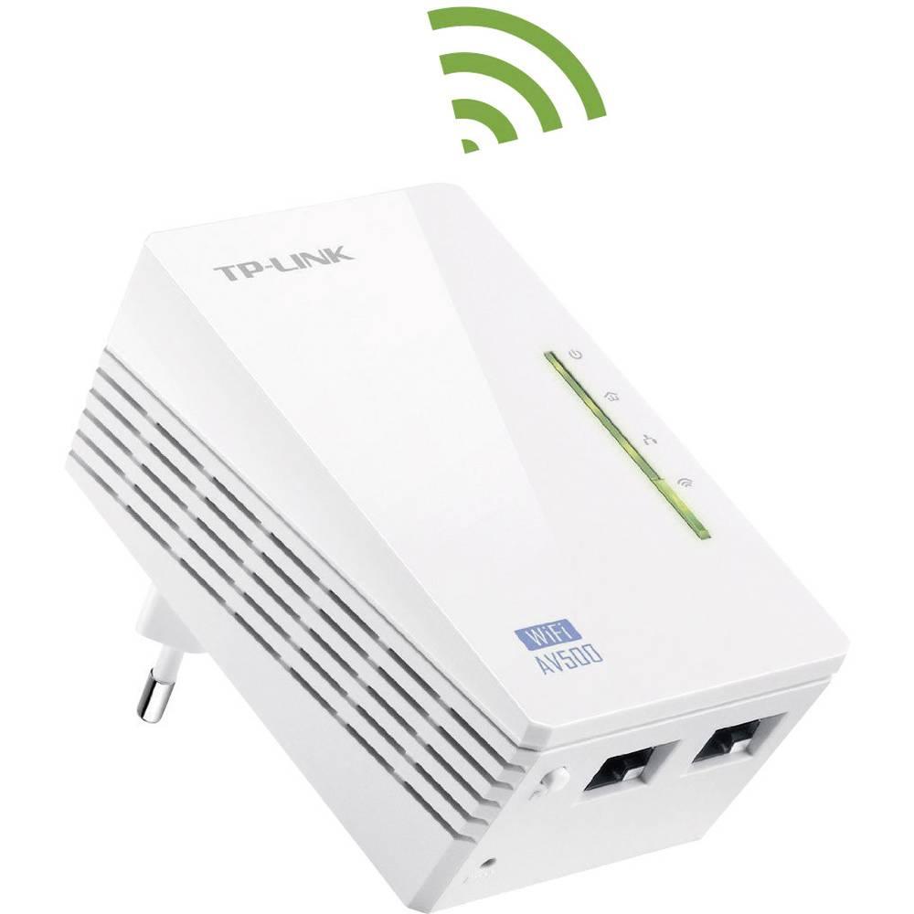 TP-LINK TL-WPA4220 Wi-Fi adaptér Powerline 500 MBit/s
