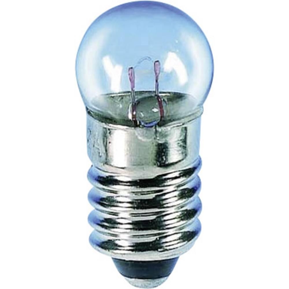 Barthelme 00810650 kulové světlo, světlo na kolo 6 V 0.30 W čirá 1 ks
