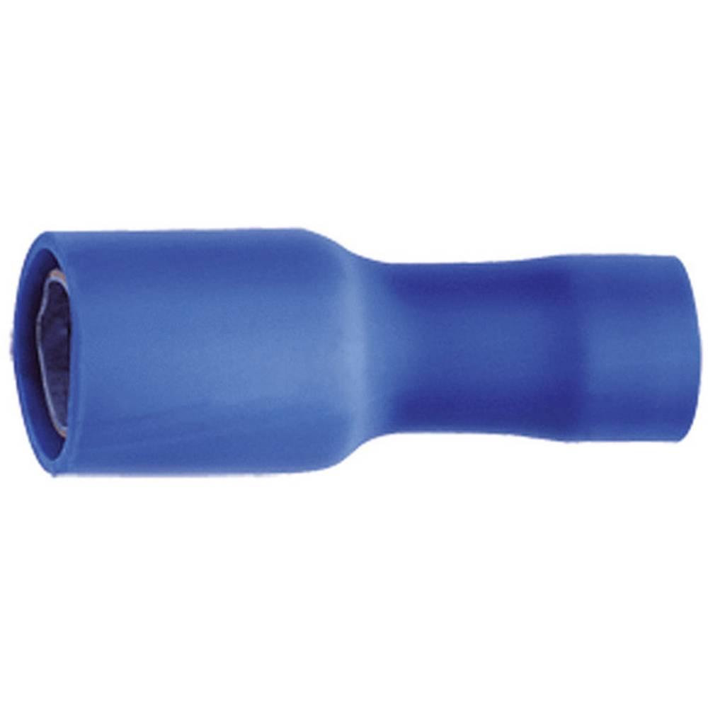 Klauke 930 kulatá dutinka 1.50 mm² 2.50 mm² Ø pin: 5 mm plná izolace modrá 1 ks