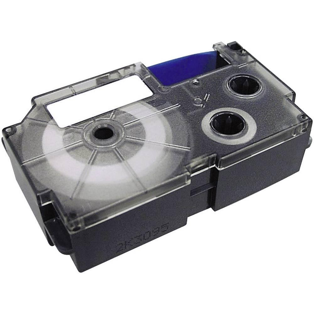 Casio XR-24WE1 páska do štítkovače Barva pásky: bílá Barva písma: černá 24 mm 8 m