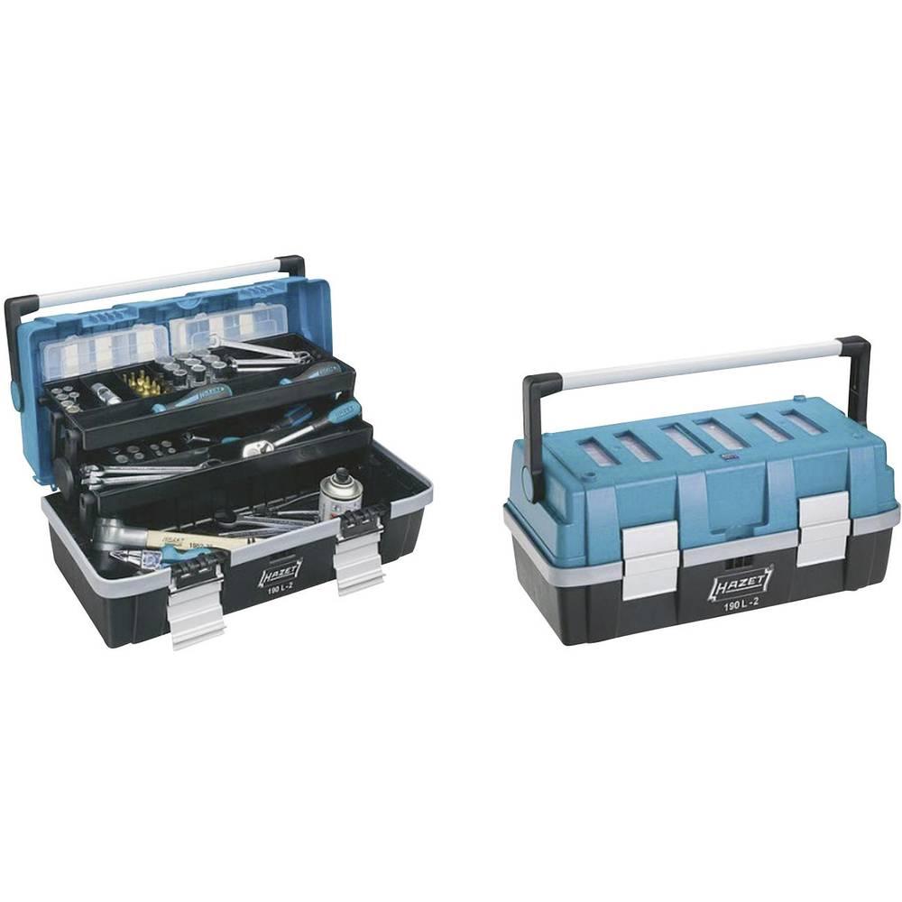 Hazet 190L-2 box na nářadí plast černá, modrá, stříbrná