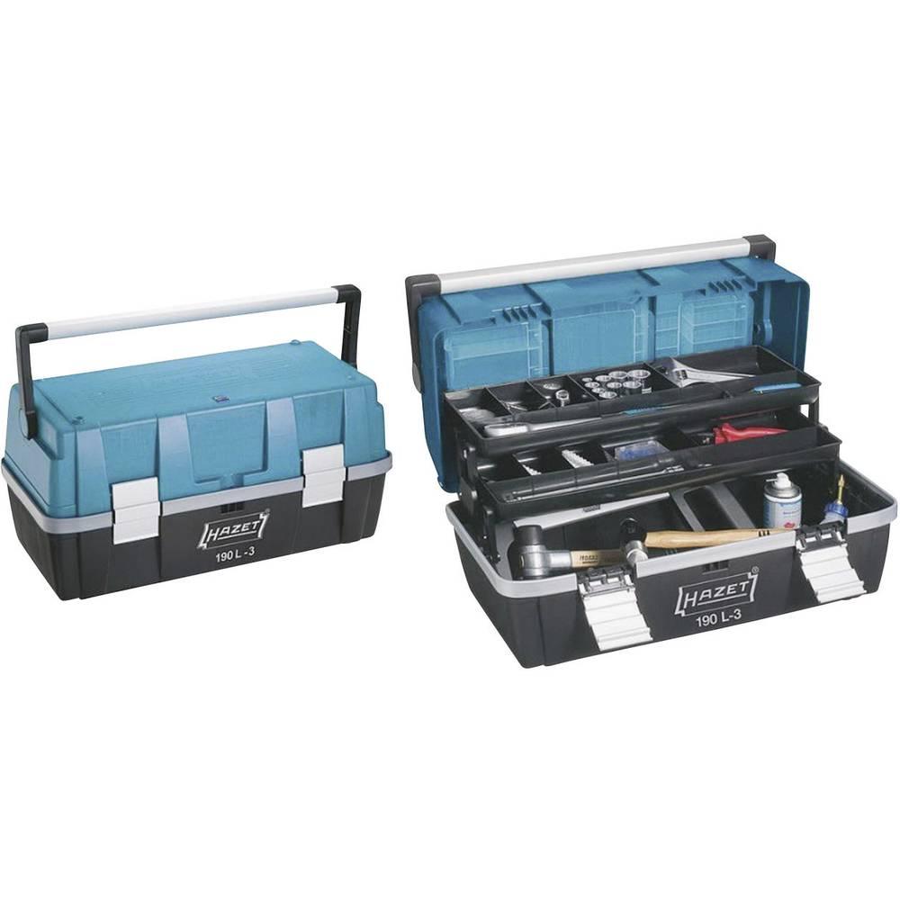 Hazet 190L-3 box na nářadí plast černá, modrá, stříbrná