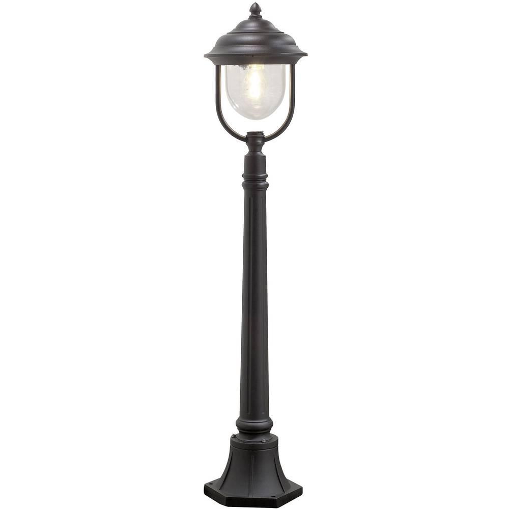 Konstsmide 7225-750 Parma venkovní stojací osvětlení úsporná žárovka E27 75 W černá