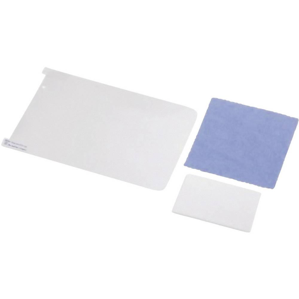 """Hama Clear Basic Universal ochranná fólie na displej tabletu Vhodný pro velikosti displejů: 25,7 cm (10,1"""") Univerzální 1 ks"""