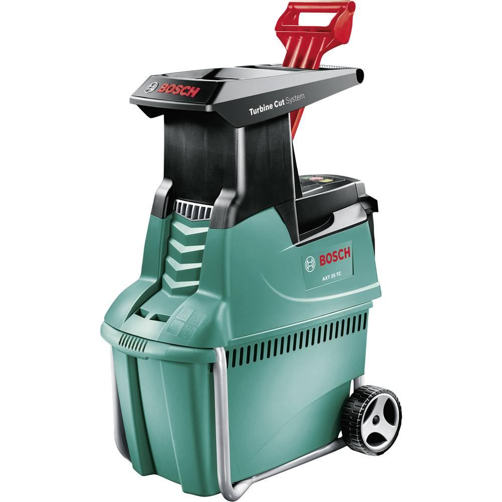 Bosch Home and Garden AXT 25 TC elektrika válcový zahradní drtič 2500 W