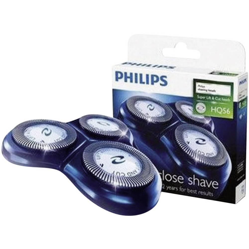 Philips HQ 56/50 holicí hlava černá 1 sada