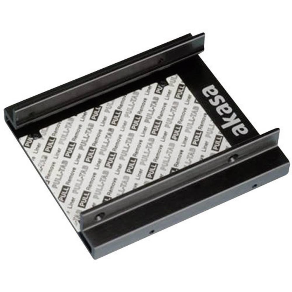 """Akasa AK-MX010 vestavný rámeček 3,5"""" (8,89 cm) pro HDD a SSD Počet pevných disků (max.): 2 x 2.5 palec"""