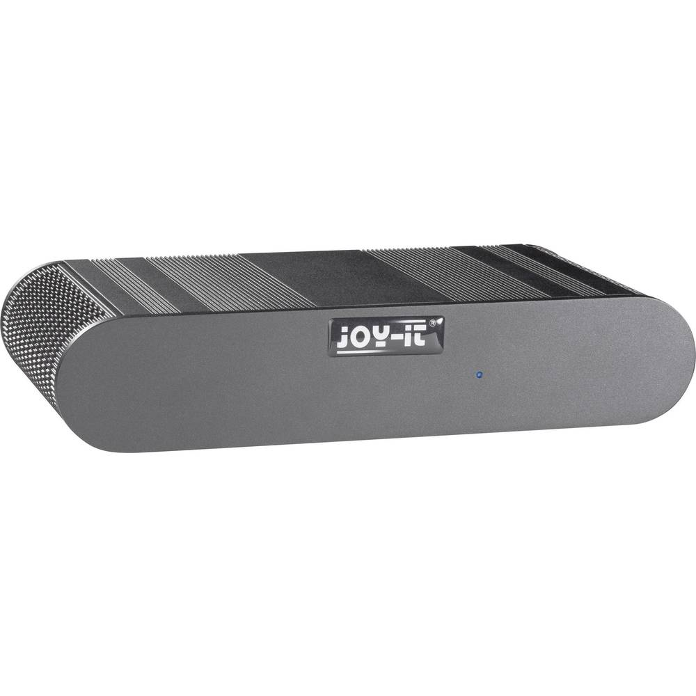 Joy-it IPC-INDUS-4-120 průmyslové PC Intel® Atom® D525 (2 x 1.8 GHz) 4 GB 120 GB bez OS