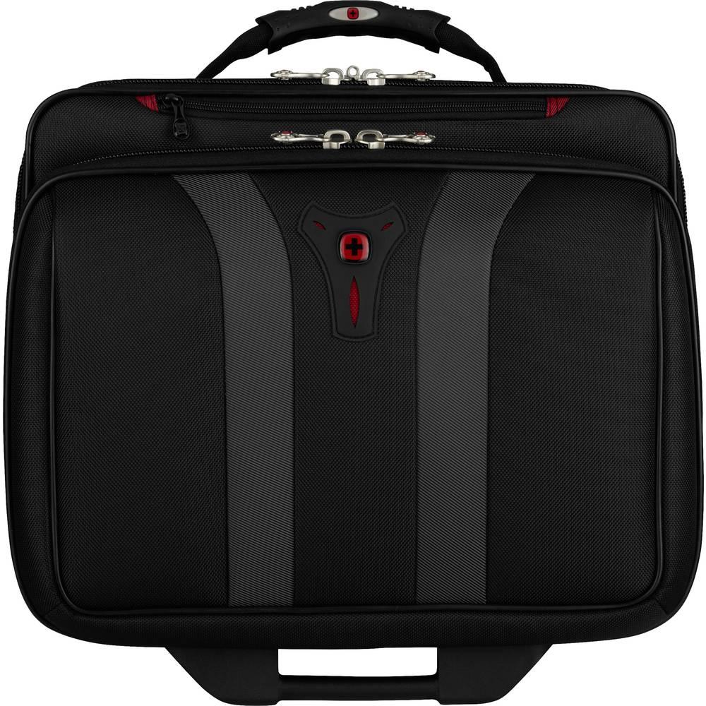 """Wenger kufřík na kolečkách pro notebooky Swissgear S max.velikostí: 43,9 cm (17,3"""") černá, šedá"""