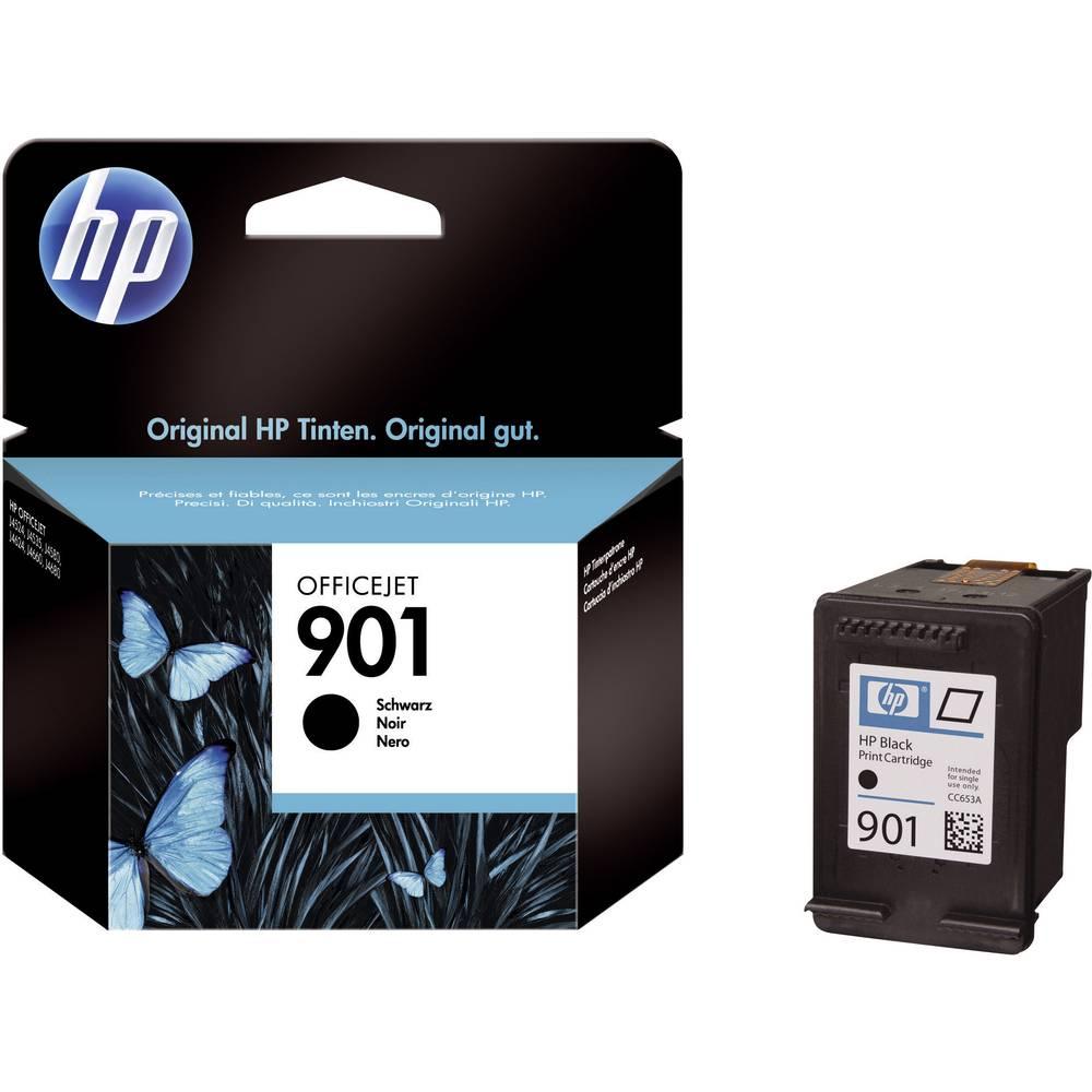 HP Ink 901 originál černá CC653AE náplň do tiskárny