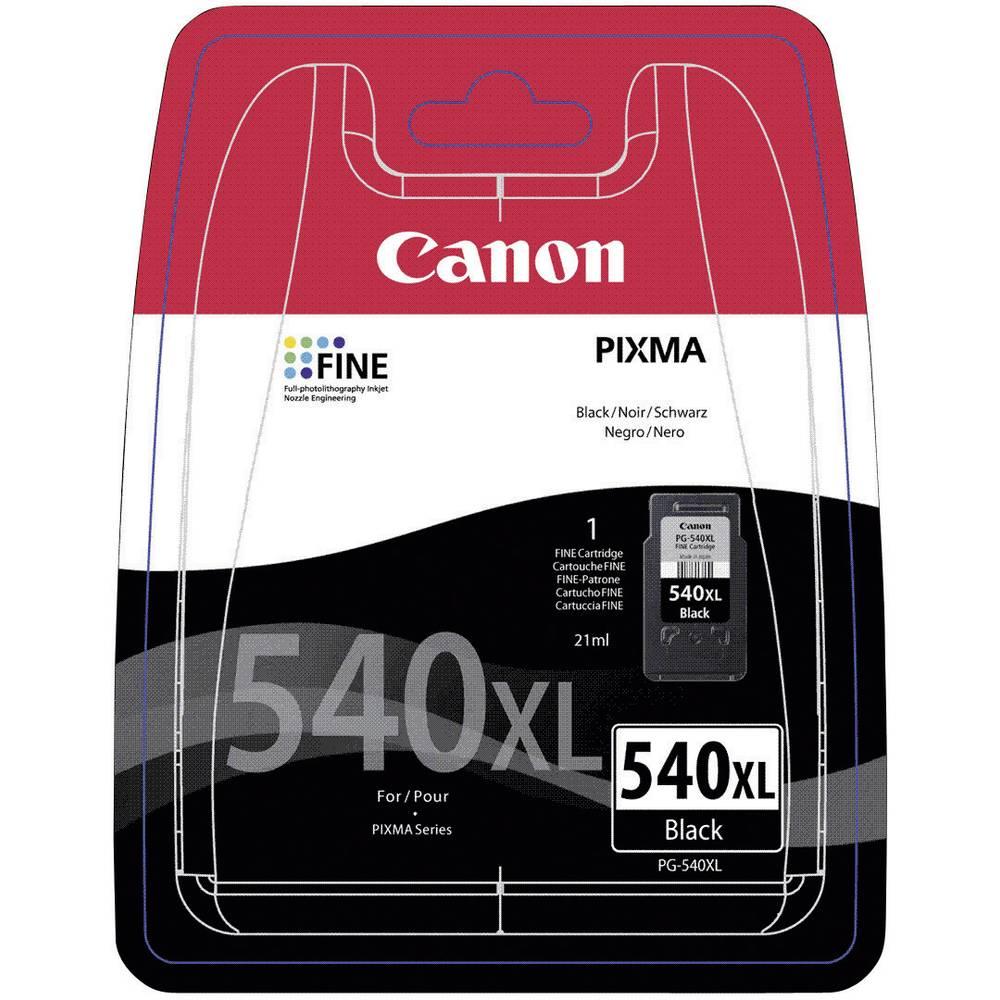Canon Inkoustová kazeta PG-540XL originál černá 5222B005 náplň do tiskárny