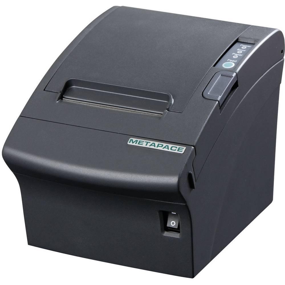 Metapace T-3 tiskárna bonů termální s přímým tiskem 180 x 180 dpi černá
