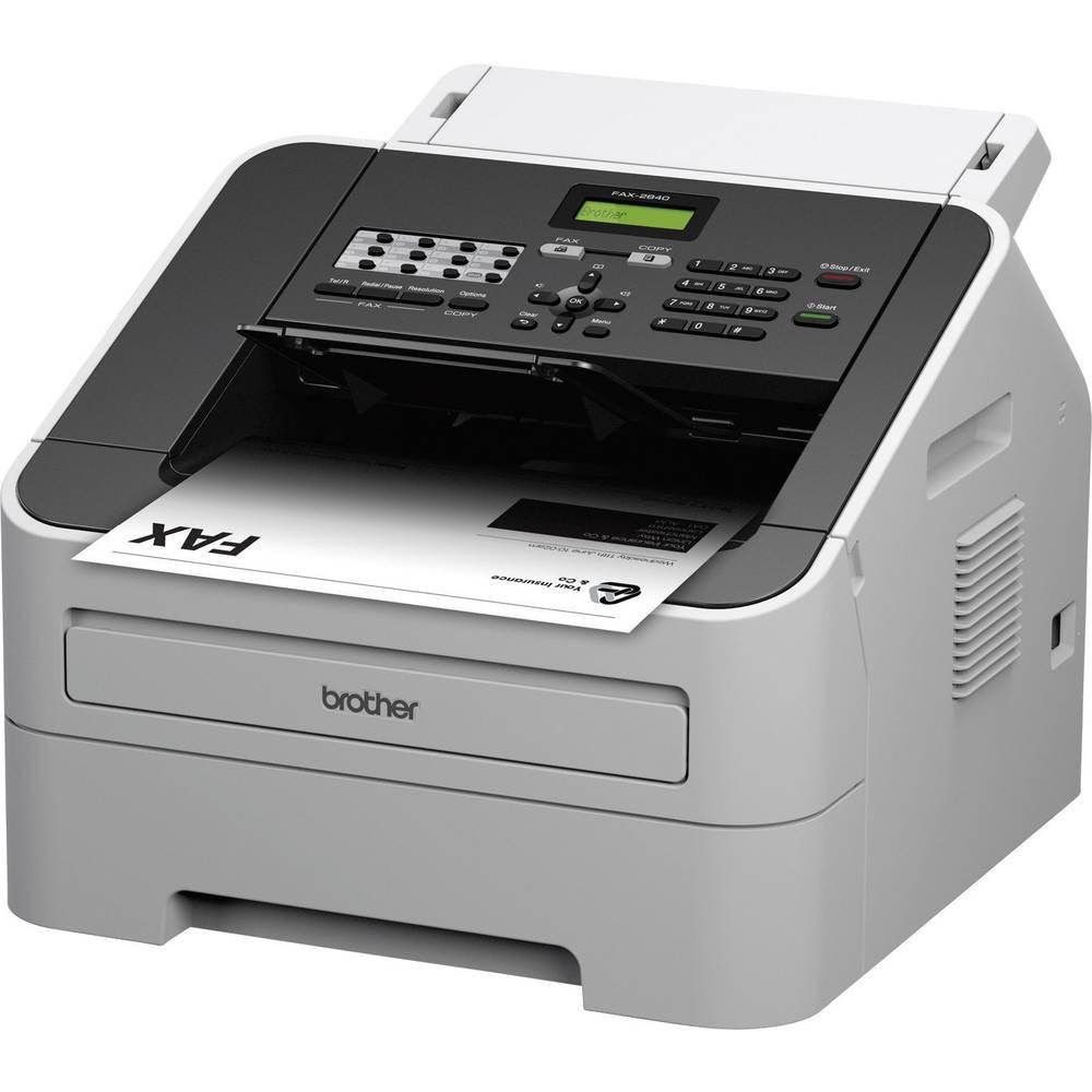 Brother FAX-2840 laserový fax Paměť stran 400 Seiten