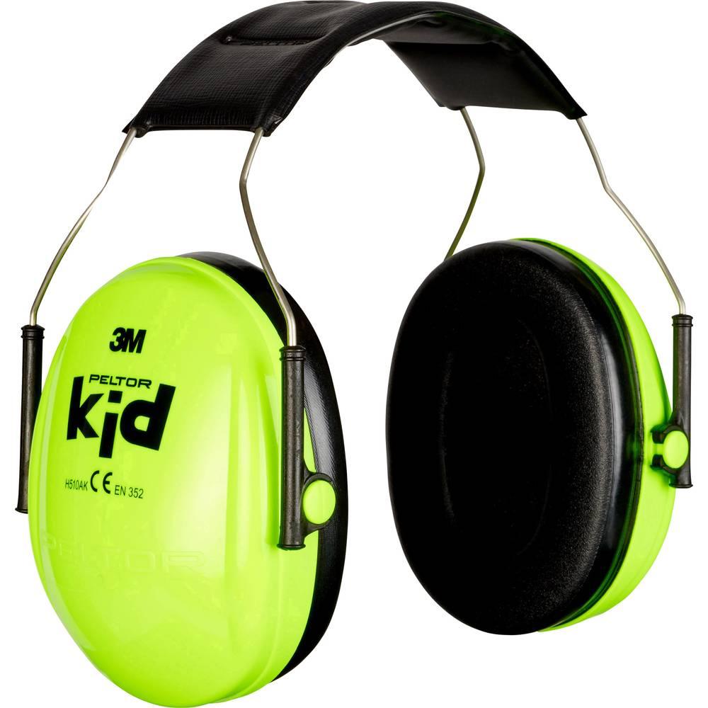 3M Peltor Kid KIDV mušlový chránič sluchu 27 dB 1 ks