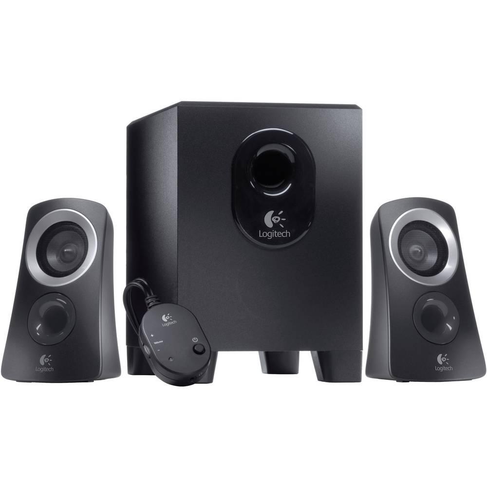 Logitech Speaker System Z313 2.1 PC reproduktory kabelový 25 W černá