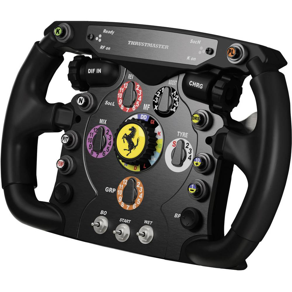 Thrustmaster Ferrari® F1 Wheel Add-On T500 RS volant USB PC, PlayStation 3 černá