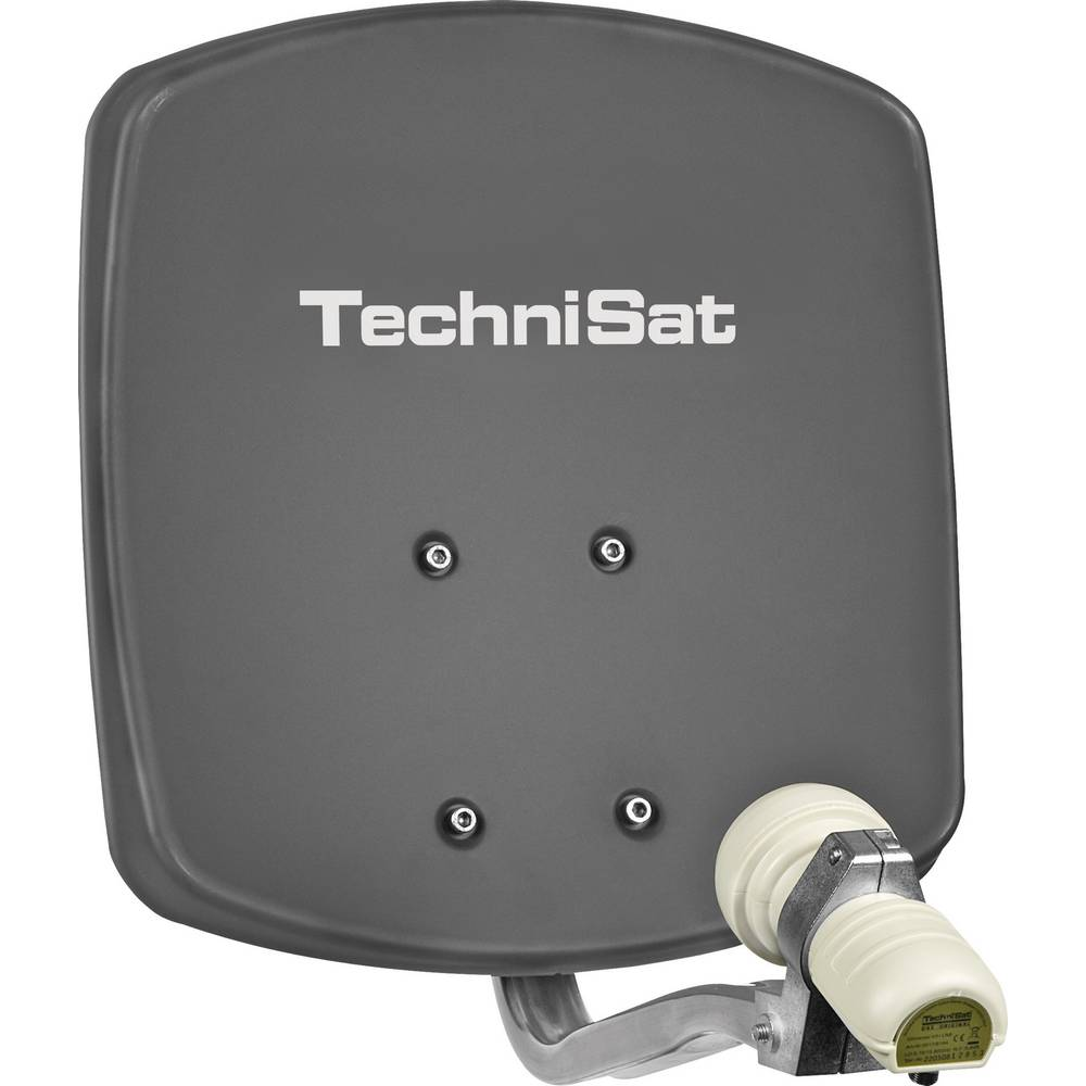TechniSat DIGIDISH 33 satelit bez přijímače Teilnehmer-Anzahl 1 33 cm