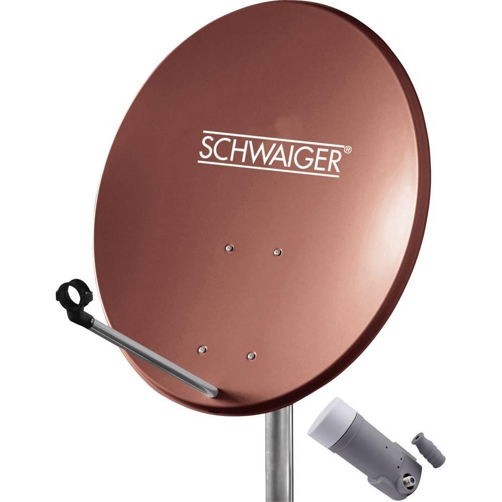 Schwaiger SPI5502SET1 satelit bez přijímače Teilnehmer-Anzahl 1