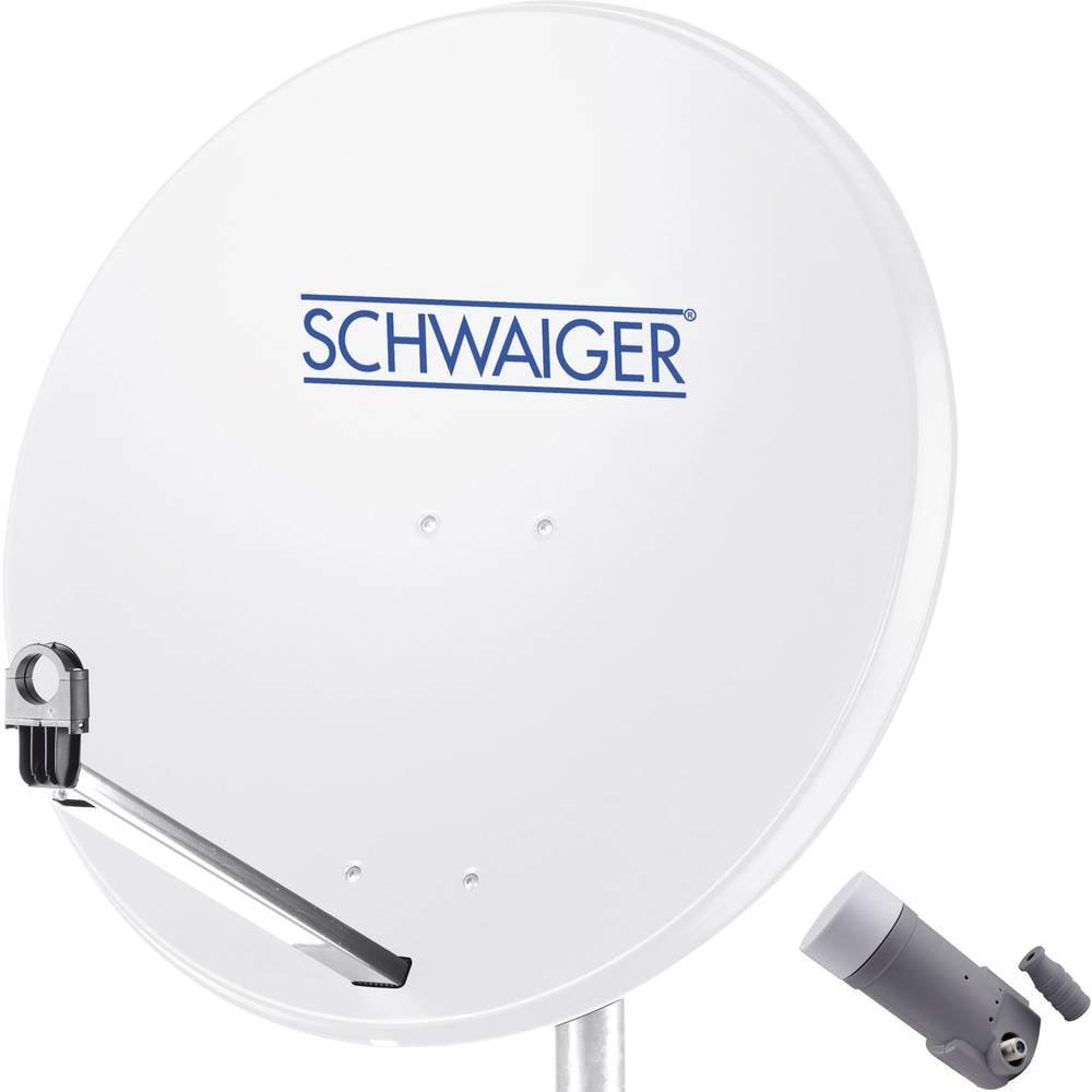 Schwaiger SPI9960SET1 satelit bez přijímače Teilnehmer-Anzahl 1
