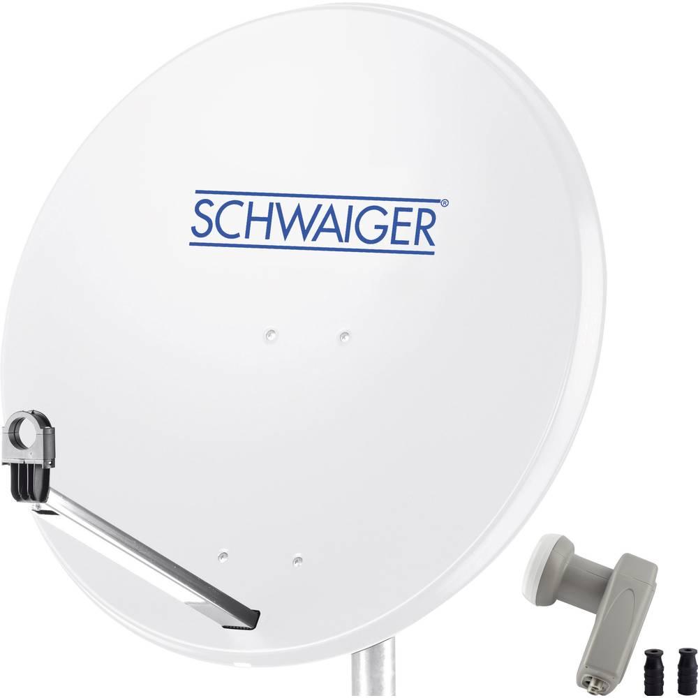 Schwaiger SPI9960SET2 satelit bez přijímače Teilnehmer-Anzahl 2 80 cm
