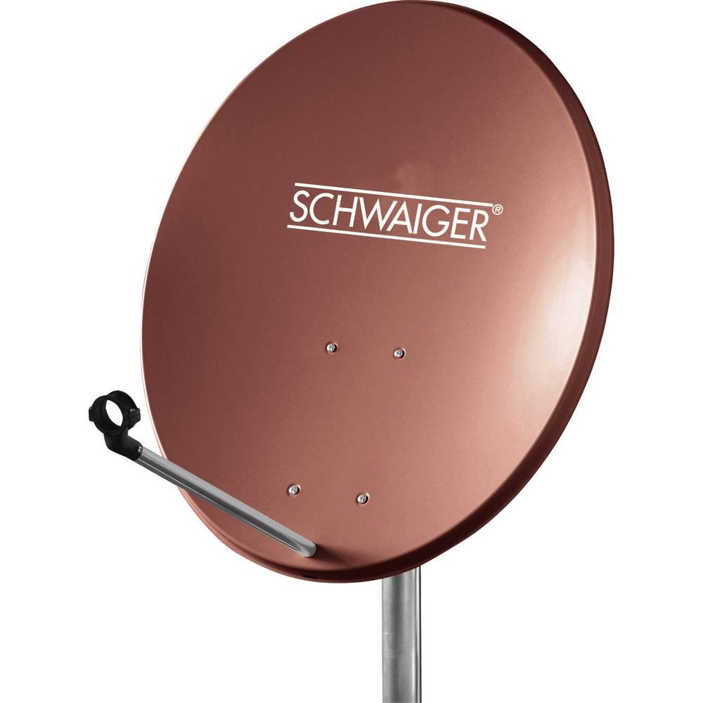 Schwaiger SPI5502SET4 satelit bez přijímače Teilnehmer-Anzahl 4