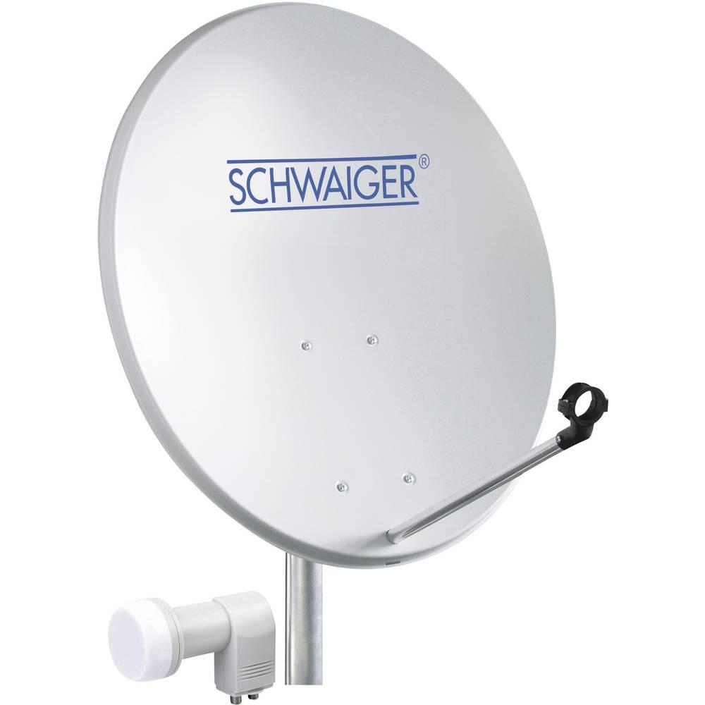 Schwaiger SPI5500SET2 satelit bez přijímače Teilnehmer-Anzahl 2