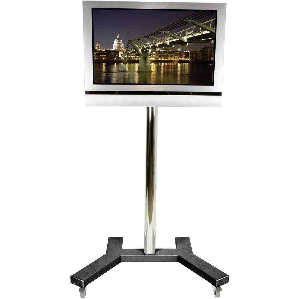 """B-Tech BT 7504/BC TV kolečkový vozík 20,3 cm (8"""") - 134,6 cm (53"""") pevný"""