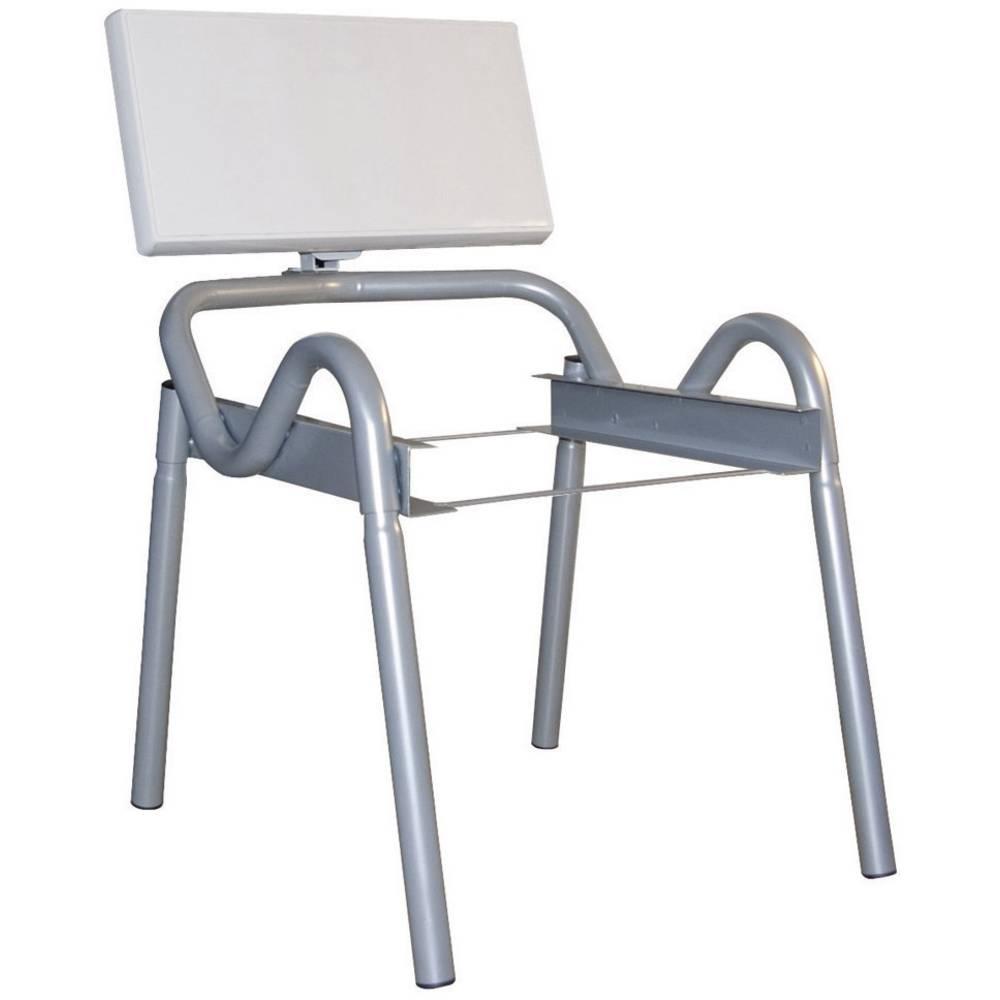 A.S. SAT SAT-Chair + H30D4 satelit bez přijímače Teilnehmer-Anzahl 4