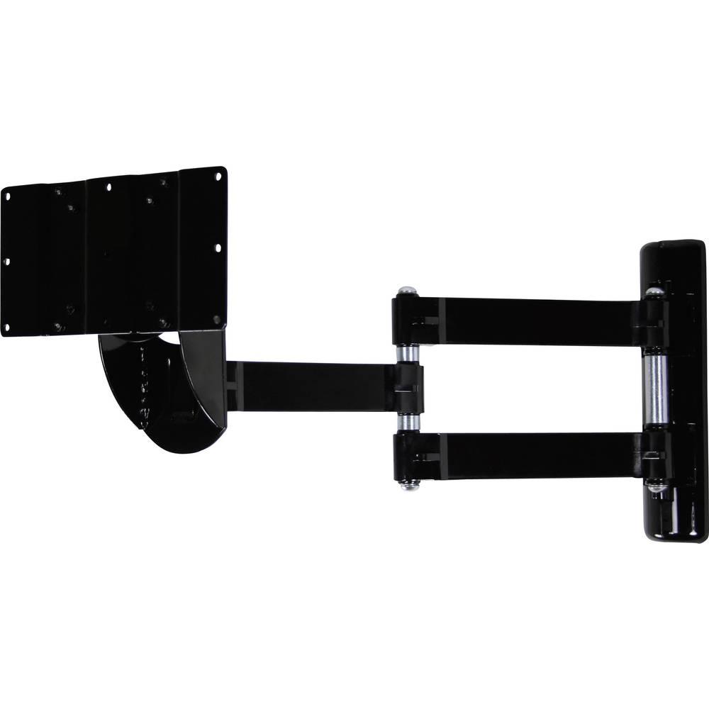 """B-Tech BT 7515/PB 1násobné držák na zeď pro monitor 25,4 cm (10"""") - 81,3 cm (32"""") naklápěcí, nakláněcí, otočný"""