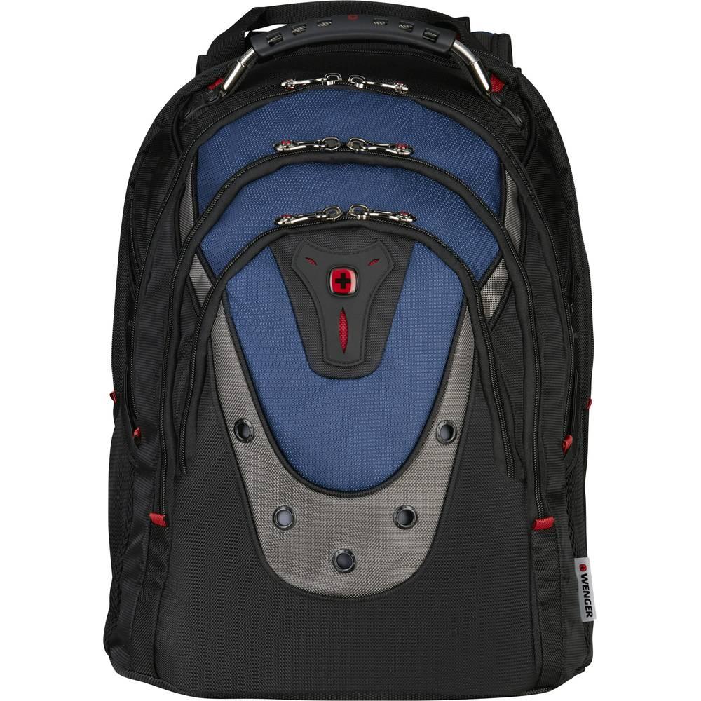 "Wenger batoh na notebooky IBEX s max.velikostí: 43,9 cm (17,3"") modrá, černá"
