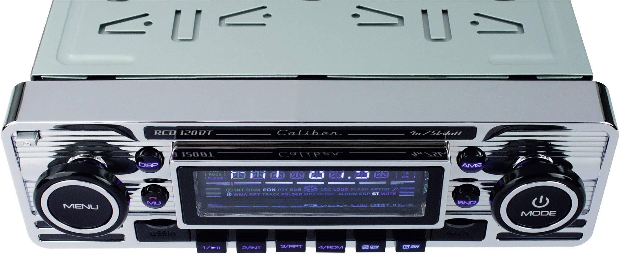 bilradio med bluetooth